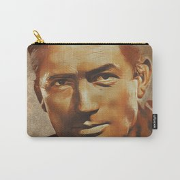 Gregory Peck, Hollywood Legend Carry-All Pouch