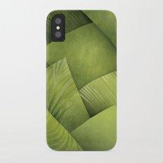 Grass Slim Case iPhone X