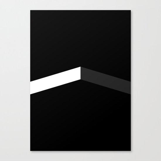 BASIC CHEVRON Canvas Print