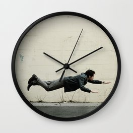Sometimes, it's good to be different. Wall Clock