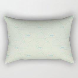 Ant Hill Rectangular Pillow