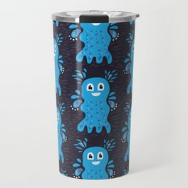 Undiscovered Sea Creatures Travel Mug