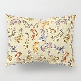 Geckos Pillow Sham