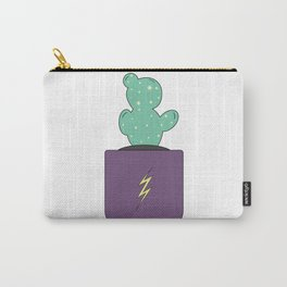 Daryl the Adventure Cactus Carry-All Pouch
