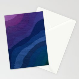 Deep, Cool Water Stationery Cards