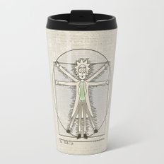 Virtruvian Rick Travel Mug