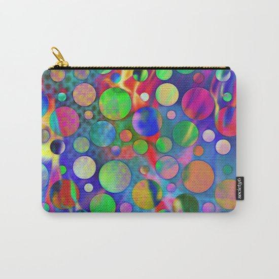 Joyful Dots 3 Carry-All Pouch