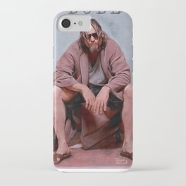 The Big Lebowski - Loser iPhone Case