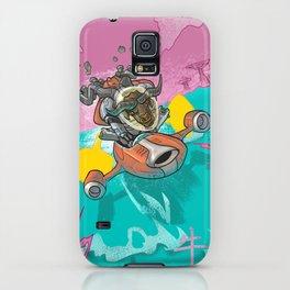 Astro Zodiac Force 02:  Ox iPhone Case