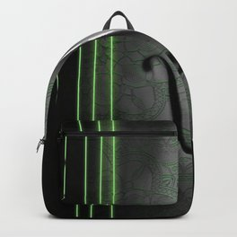 Cello Green Backpack