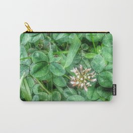 Clover Patch Carry-All Pouch