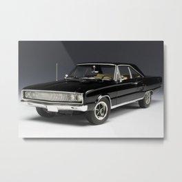 1967 MOPAR Coronet RT Metal Print
