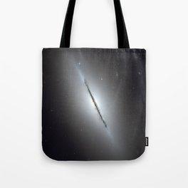 Bright galaxy Tote Bag