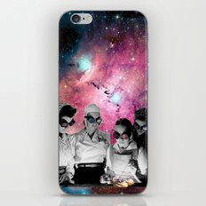 Space cooks iPhone & iPod Skin