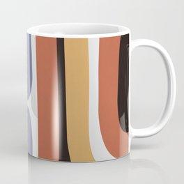 Reverse Shapes II Coffee Mug