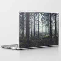 marina and the diamonds Laptop & iPad Skins featuring Through The Trees by Tordis Kayma