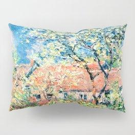 Springtime at Giverny Pillow Sham