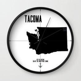 City Of Destiny Clock Wall Clock