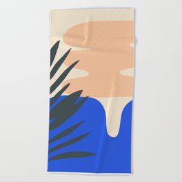 Shape study #14 - Stackable Collection Beach Towel