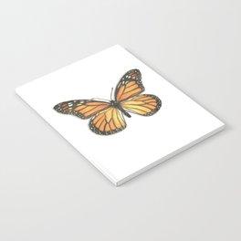 Butterflies: Monarch Notebook