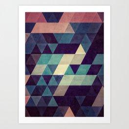 cryyp Art Print