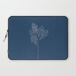 English Oak Blueprint Laptop Sleeve