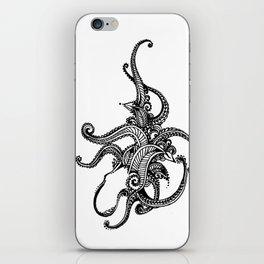 Henna Octopus  iPhone Skin
