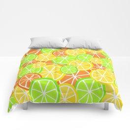 Fruit Slices Comforters