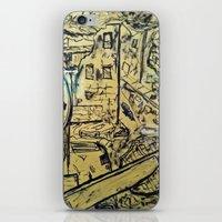 soldier iPhone & iPod Skins featuring Soldier by Pedro Rafael