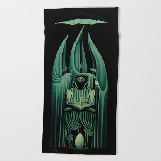 The Alchemist Beach Towel