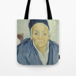 An Old Woman of Arles Tote Bag