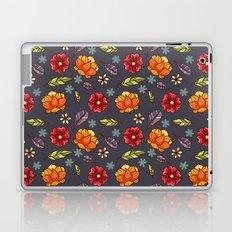 Flowers in the air Laptop & iPad Skin
