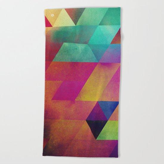 cryxx byxx Beach Towel