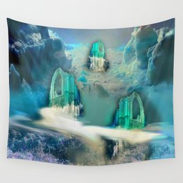 Secret place to relax Wall Tapestry