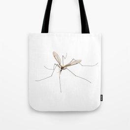 Cranefly species Tipula oleracea Tote Bag