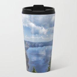 Crater Lake from the North Rim, No. 2 Travel Mug