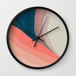 Unforced Rhythms  Wall Clock