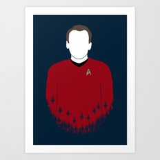 Scotty - Variant Art Print