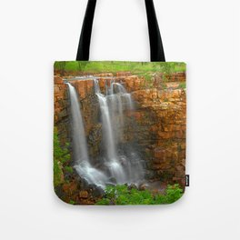The Grotto is flowing Tote Bag
