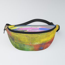 You find gold among plastic Fanny Pack