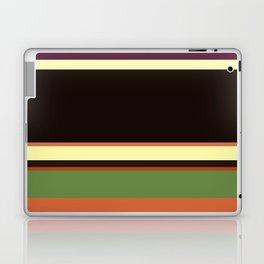 Plain color layer cake pop art print Laptop & iPad Skin