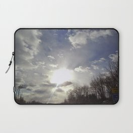 Winter Sky Laptop Sleeve