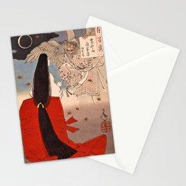 Tsukioka Yoshitoshi - Top Quality Art - IGANOTUBONE Stationery Cards
