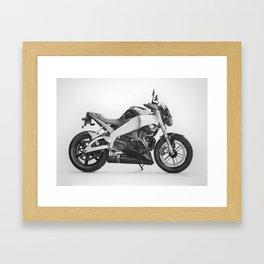 Buell Framed Art Print