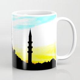mosque in Istanbul Coffee Mug