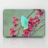 butterfly iPad Cases featuring butterfly by  Agostino Lo Coco