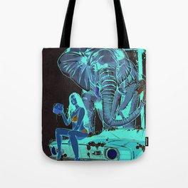 Car Wash Tote Bag