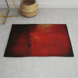 FOREST RED Rug