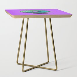 Composite Donut Side Table