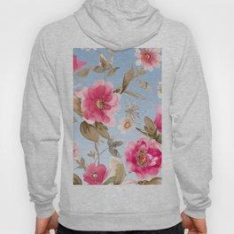 flower watercolor 6 Hoody